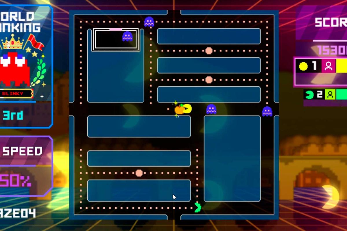 Pac-Man Twitch Amazon Games Bandai Namco