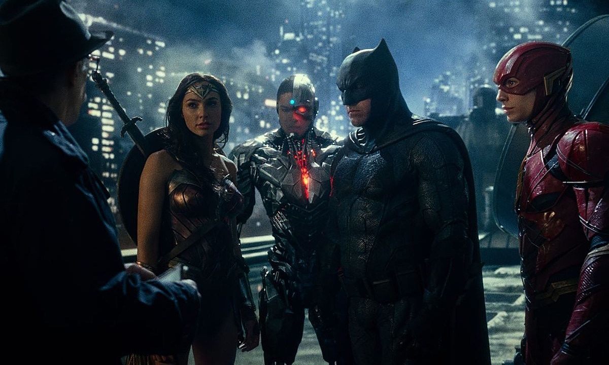 Snyder Cut Justice League HBO Max