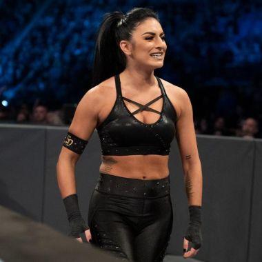 La luchadora Sonya Deville