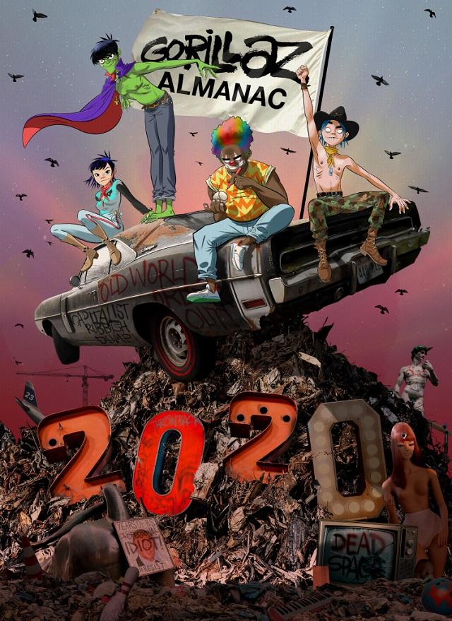 The Gorillaz Almanac