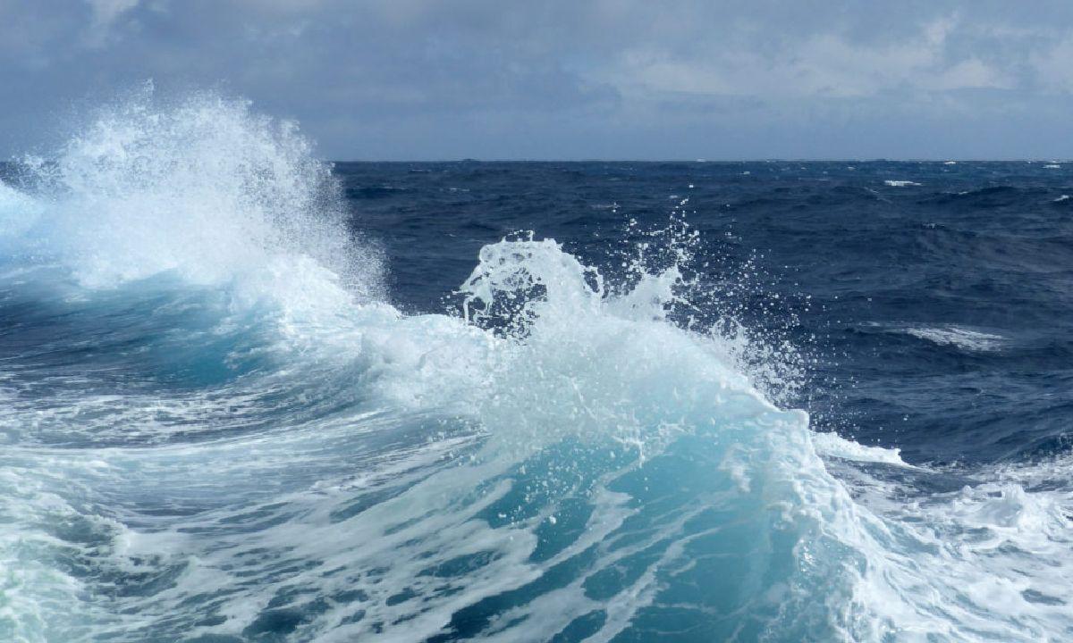 Aire Limpio Tierra Océano Austral
