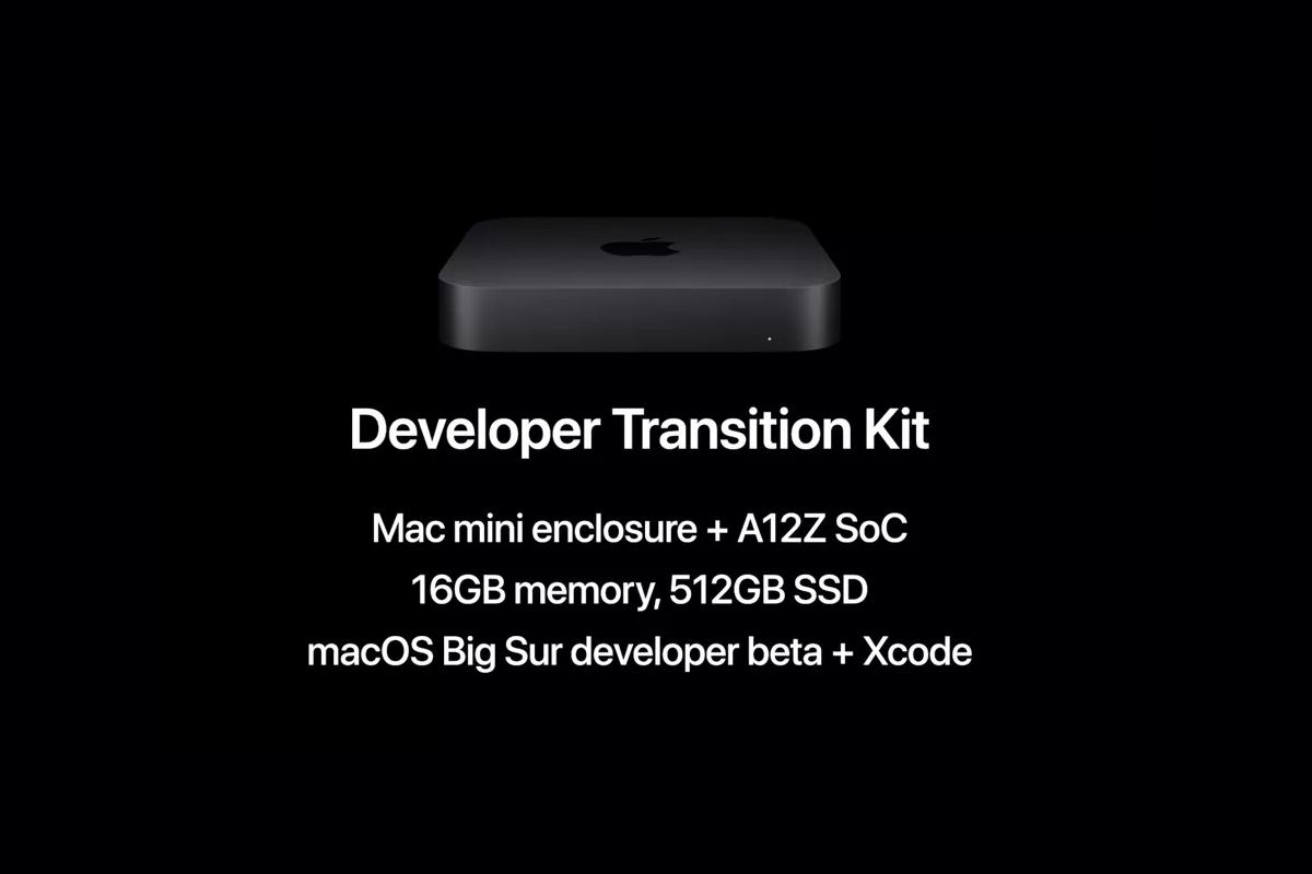 Apple Mac Mini Chips Apple Silicon