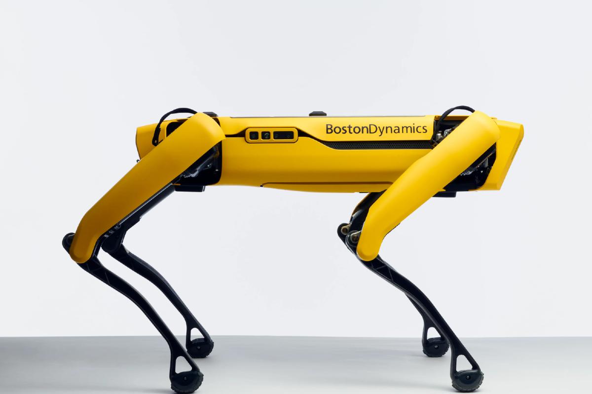 Boston Dynamics Spot Perro Robot