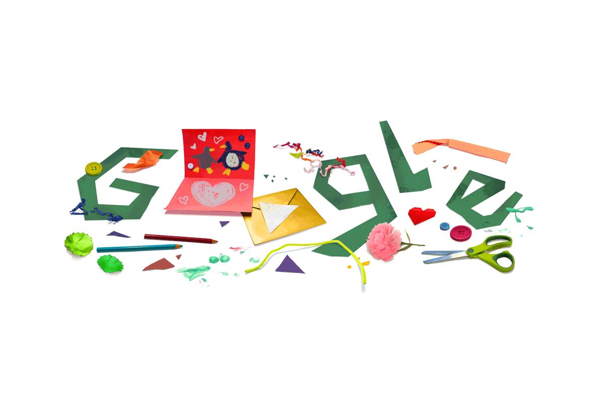Doodle Google Día Padre