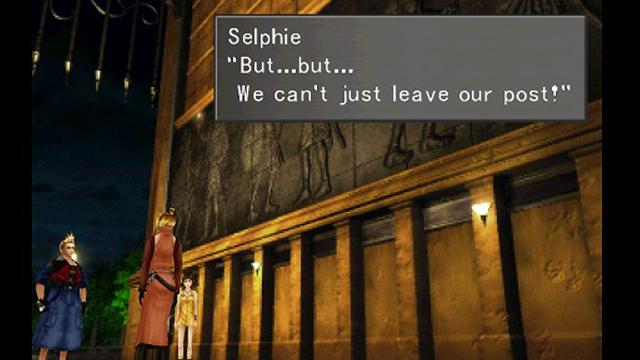 Quistis, Zell, Selfie de Final Fantasy VIII, reseña de un juego sobrevalorado