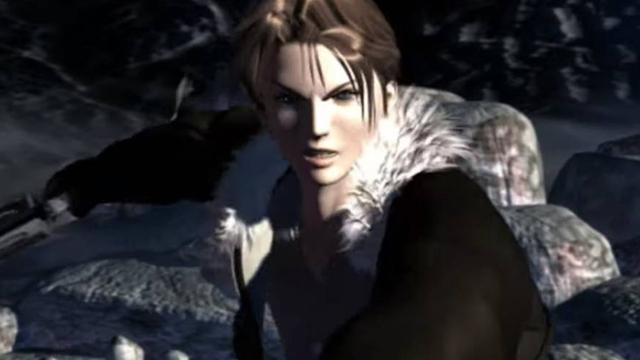 Squall, Final Fantasy VIII, reseña de un juego sobrevalorado