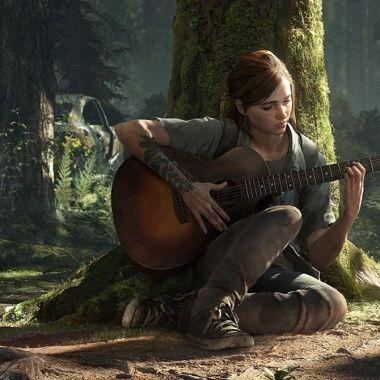 Guitarra Ellie The Last of Us 2