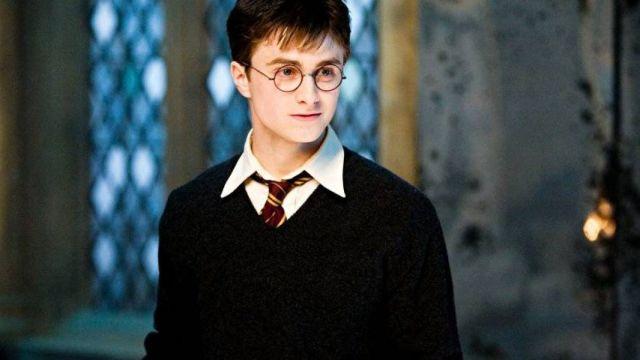 Harry Potter Daniel Radcliffe JK Rowling