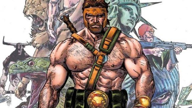 Hércules Marvel MCU