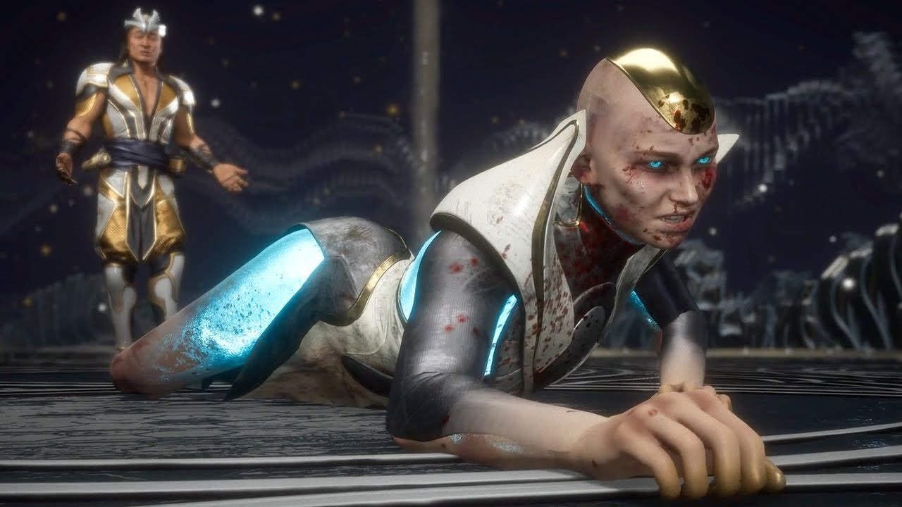 El final de Mortal kombat 11 Afthermat