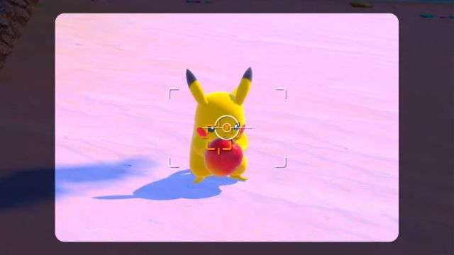 Nuevo Pokémon Snap Nintento Switch