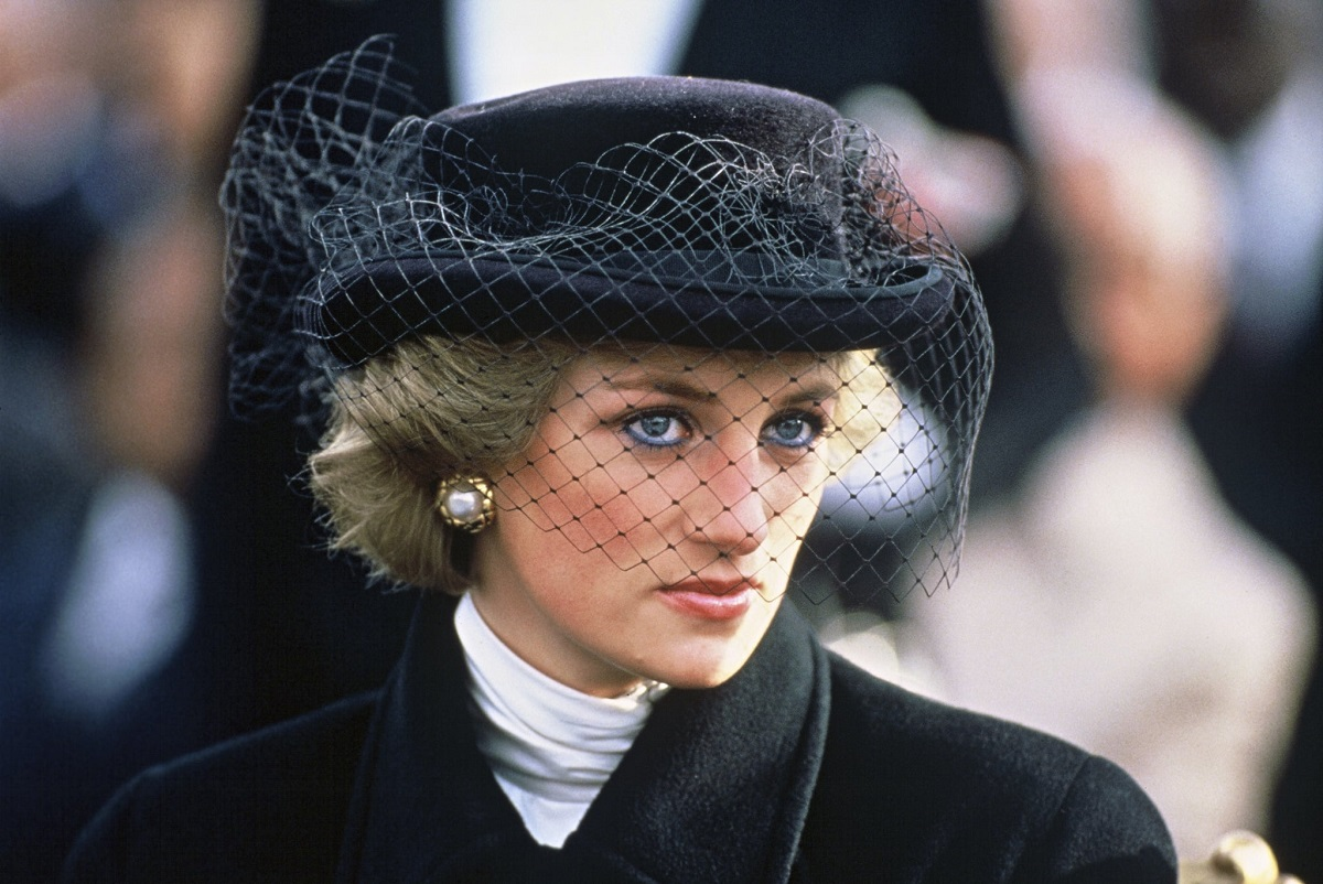 Princes Diana Película Kristen Stewart