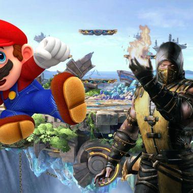 Scorpion Mortal Kombat Super Smash Bros Ultimate (1)