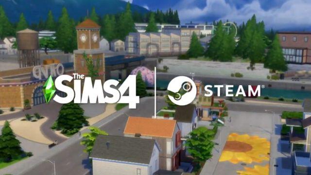 Sims 4-Steam-Junio-2020