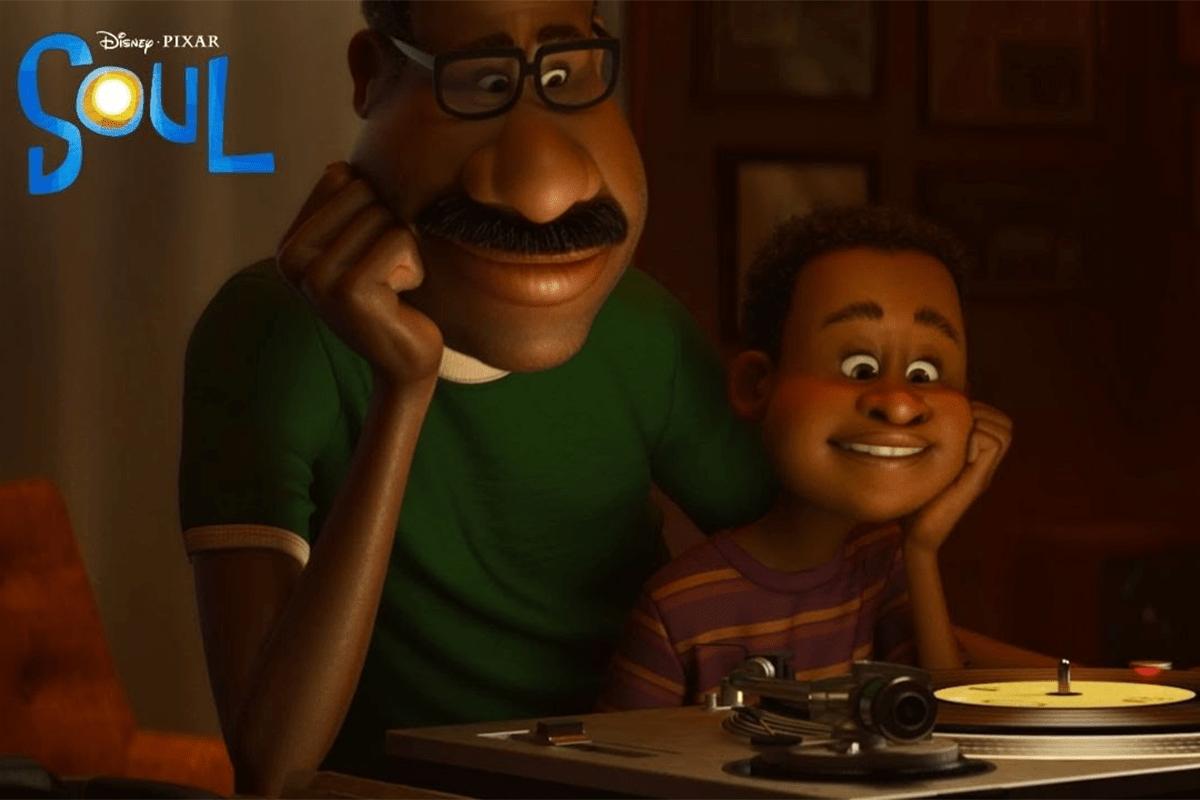 Soul Jamie Foxx Trailer Disney Pixar