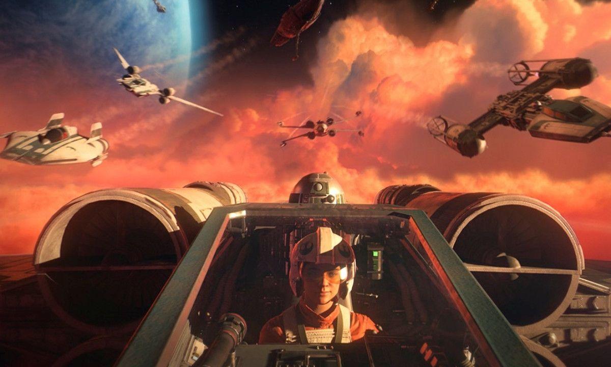 Star Wars Squadron Fecha Lanzamiento Gameplay