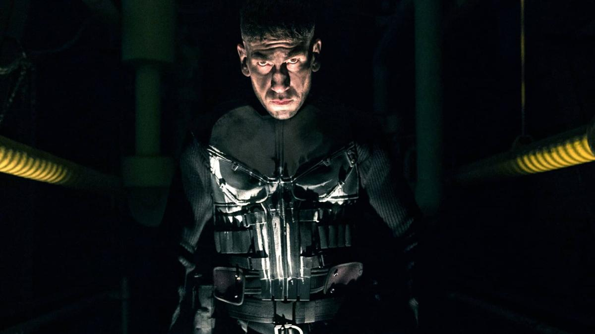 The Punisher Símbolo