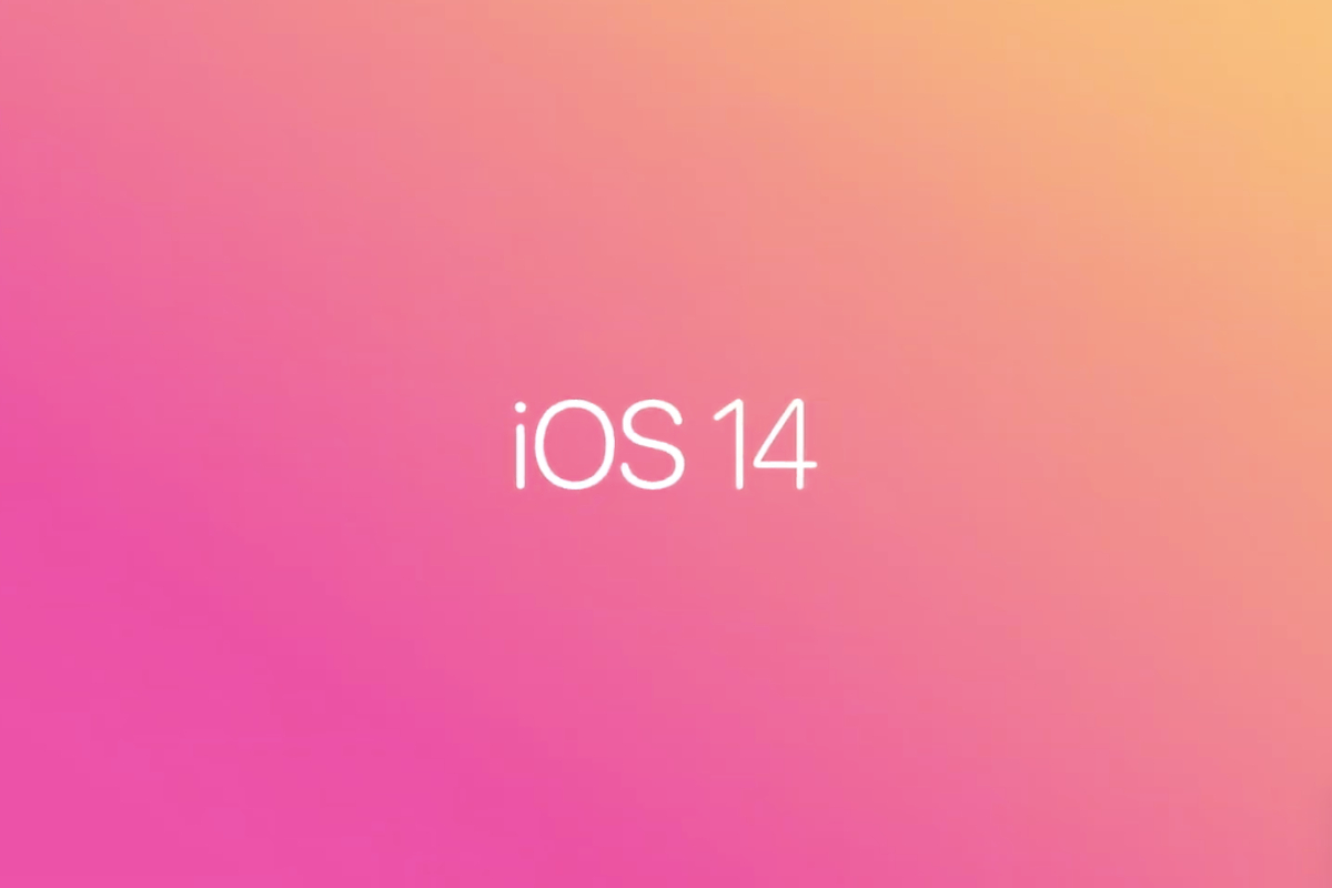 iOS 14 Apple WWDC 2020