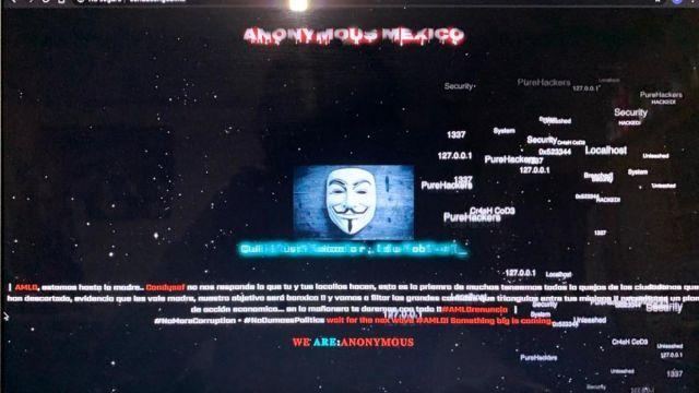 Ataque Cibernético Página Condusef