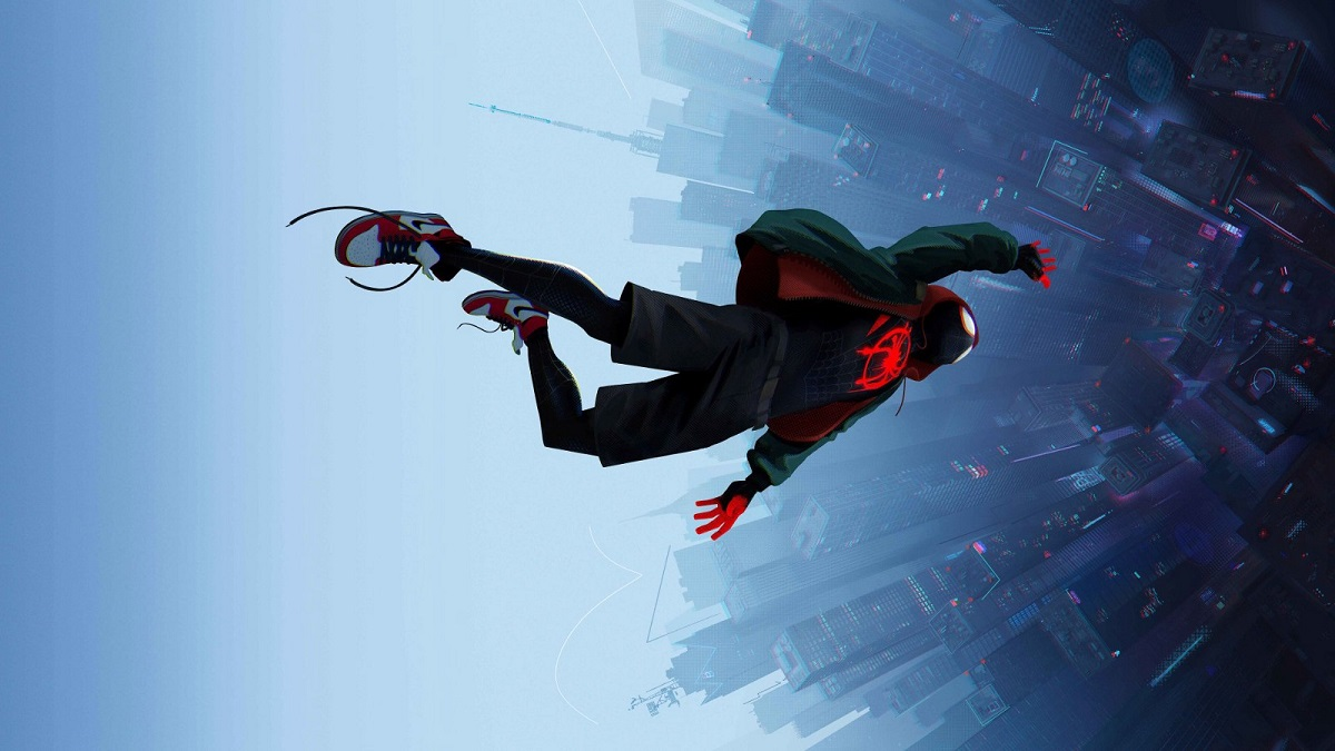 Christopher Miller Spider-Man Into the Spider-Verse 2