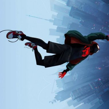 Christopher Miller Spider-Man Into the Spider-Verse 2