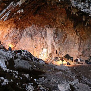 Cueva Del Chiquihuite Zacatecas Pobladores América