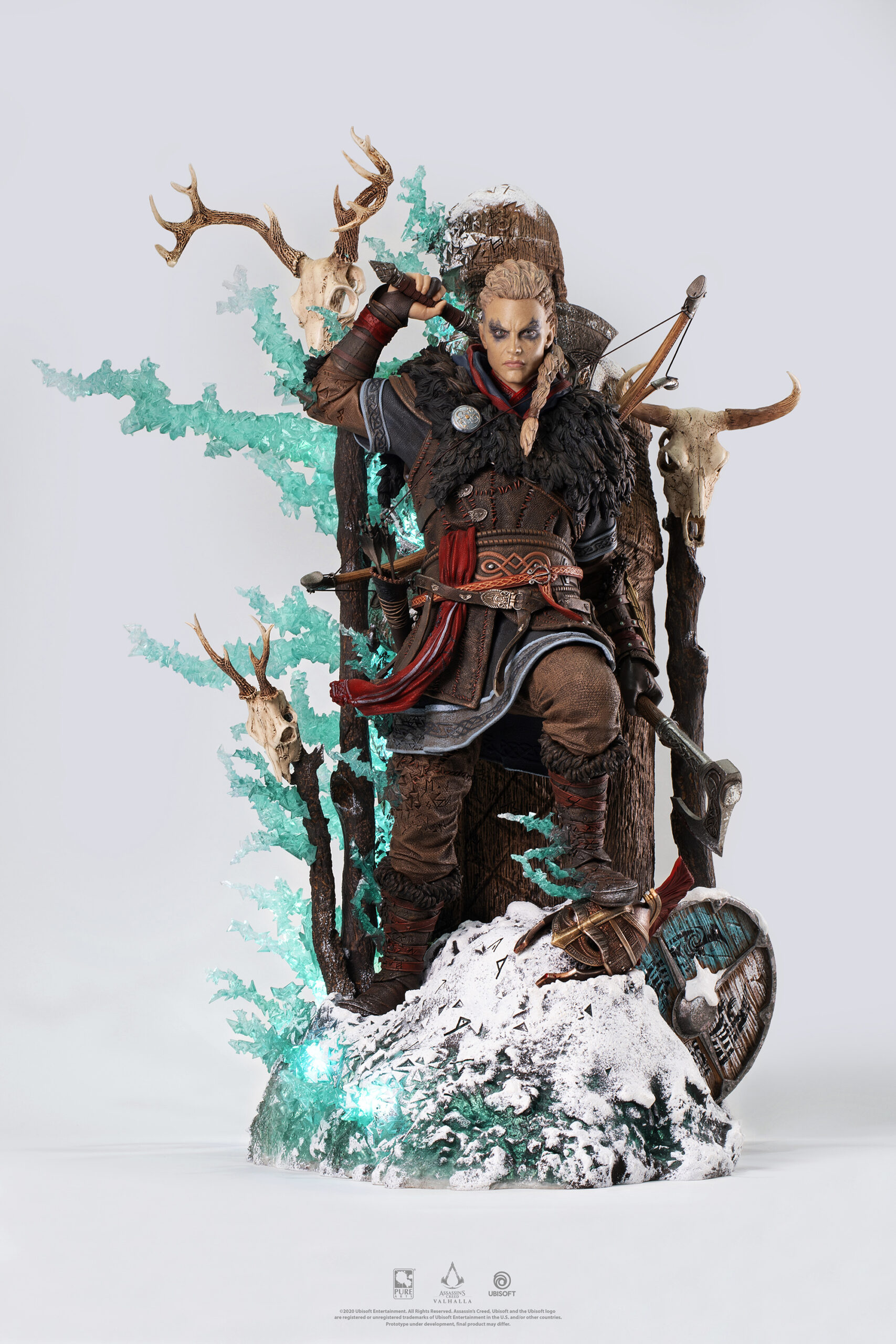 Assassin's Creed Valhalla, Assassin's Creed Eivor, Assassin's Creed Figura