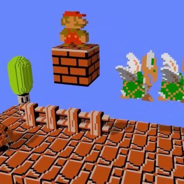 Emulador NES 3D