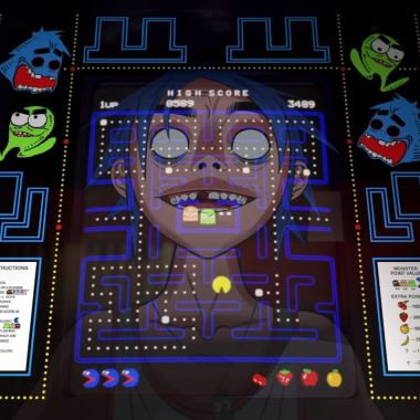 Gorillaz Gorillaz Pac-Man Gorillaz PAC-MAN