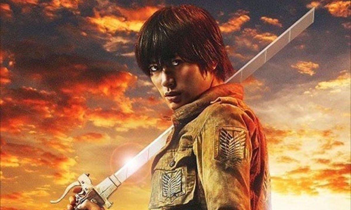 Haruma Miura Attack on Titan