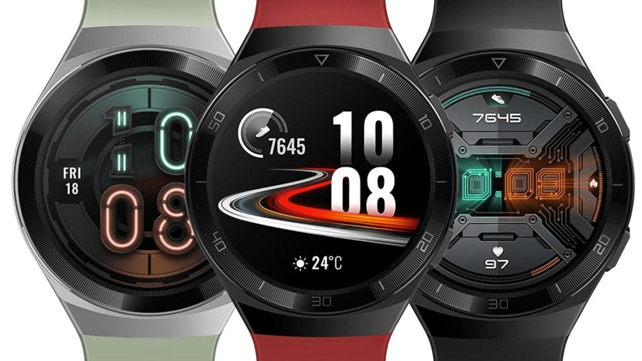 Las versiones del Huawei Watch Gt 2e