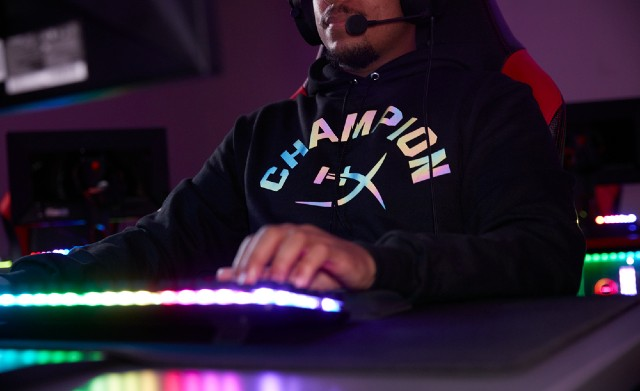 HyperX Ropa Gamers