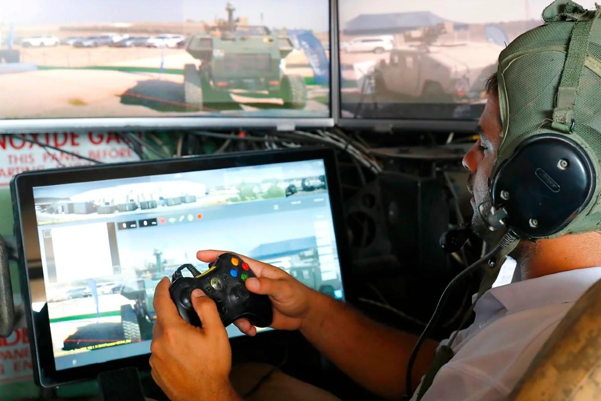 Israel Xbox Tanques