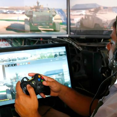 Israel Xbox Tanques