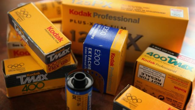 Kodak Farmacéutica Donald Trump