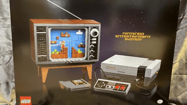 LEGO NES Super Mario Bros.