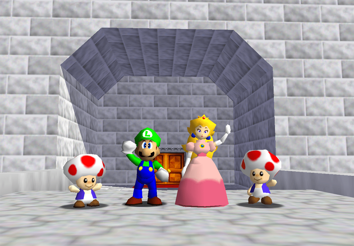 Imagen de Luigi Mario 62