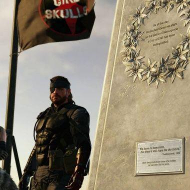 Metal Gear V Metal Gear 5 Final Secreto PS3