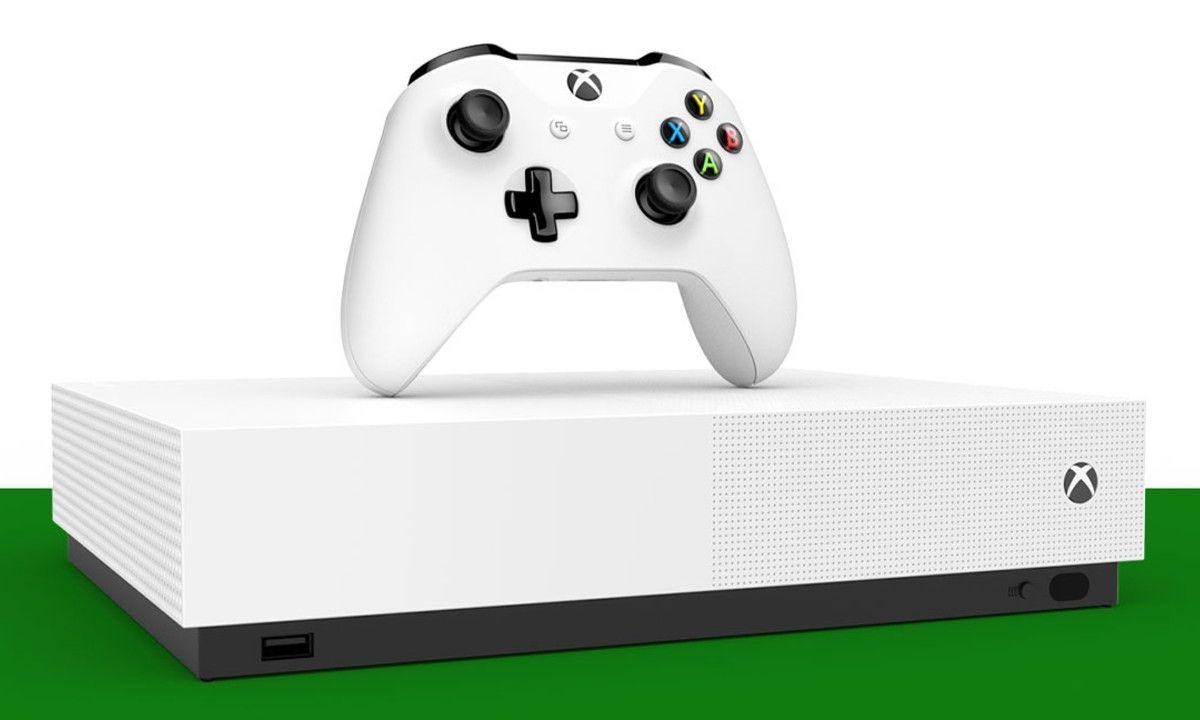 Microsoft Xbox One X Xbox One S All Digital