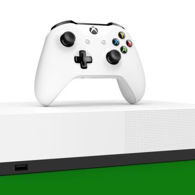 Microsoft Xbox One X Xbox One S All Digital