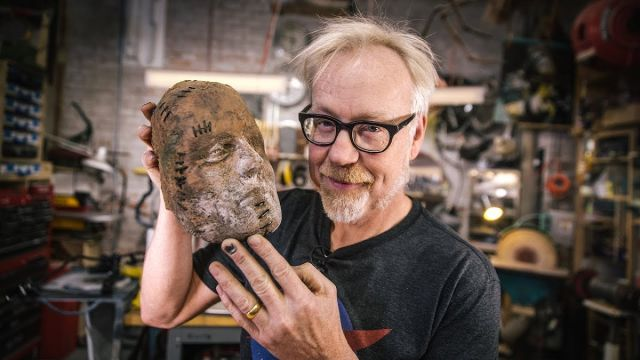 Mythbusters Adam Savage