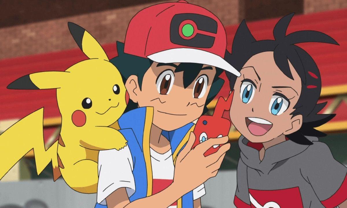 Pokémon Journeys Gratis YouTube