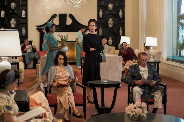 Netflix pone fecha y muestra imágenes de la serie — Ratched