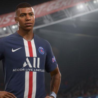 Revelan Portada FIFA 21 Kylian Mbappe