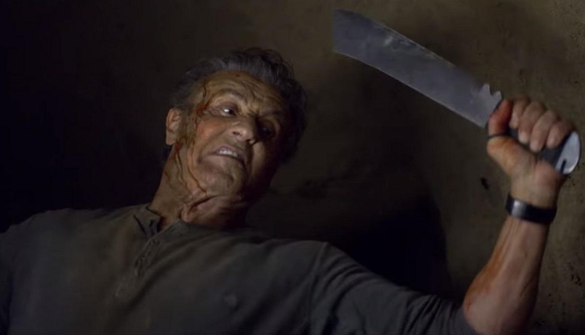 Silvester Stallone Nueva Película Rambo
