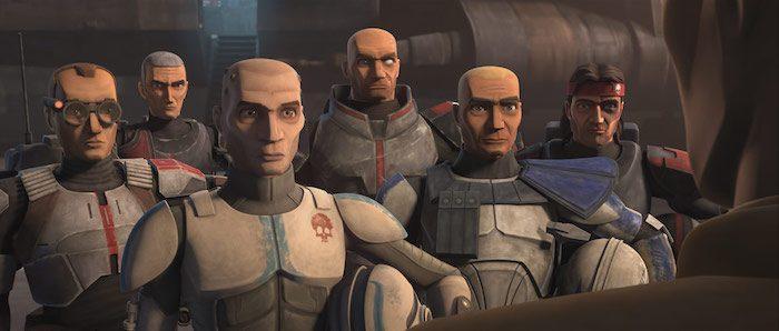 The Bad Batch será el spinoff de Star Wars: The Clone Wars