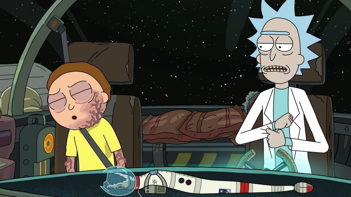 Temporada 4 Rick and Morty Netflix