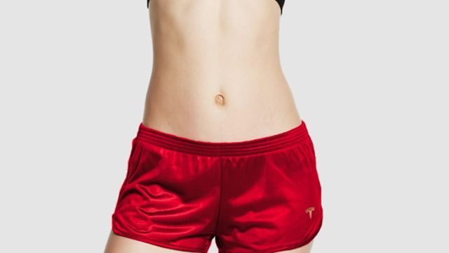 Tesla Shorts Rojos Agotados