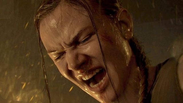 The Last of Us Abby Amenazada de muerte
