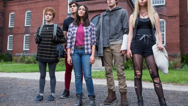 The New Mutants Fecha Estreno Comic Con
